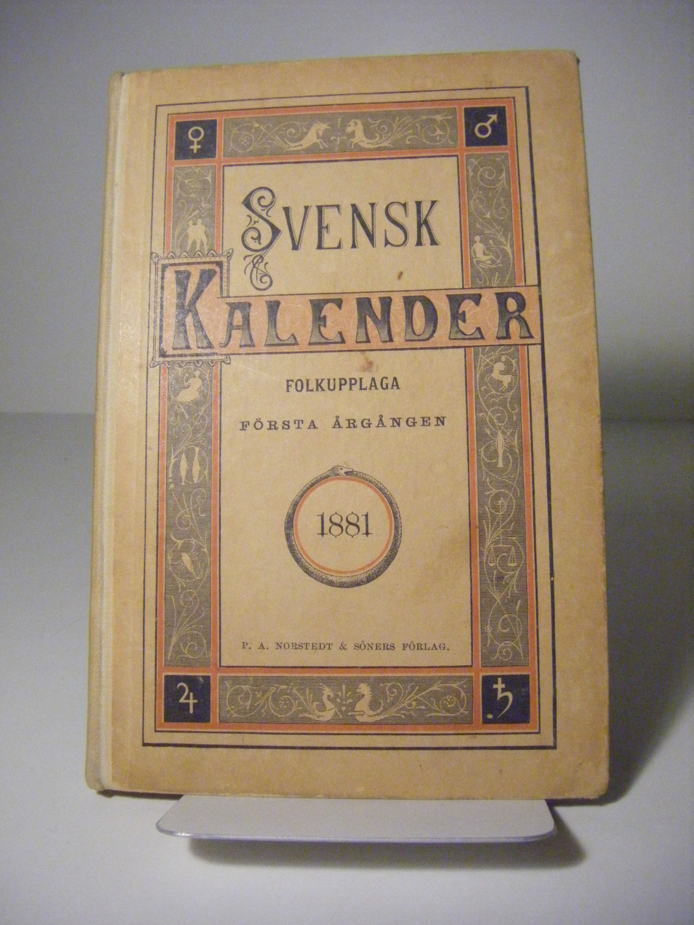 Per ahlmarks bok ger ny svensk utsikt